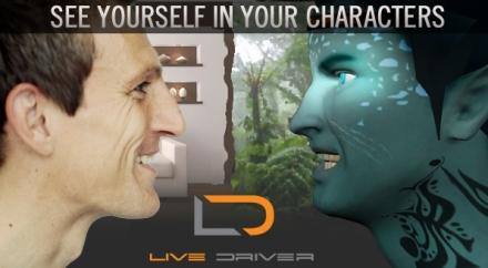 Animation facial software