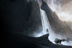 Oblivion movie HD Wallpaper